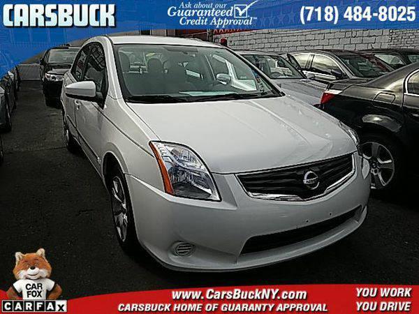 2012 *Nissan* *Sentra* 4dr Sdn I4 CVT 2.0 **Financing Available**