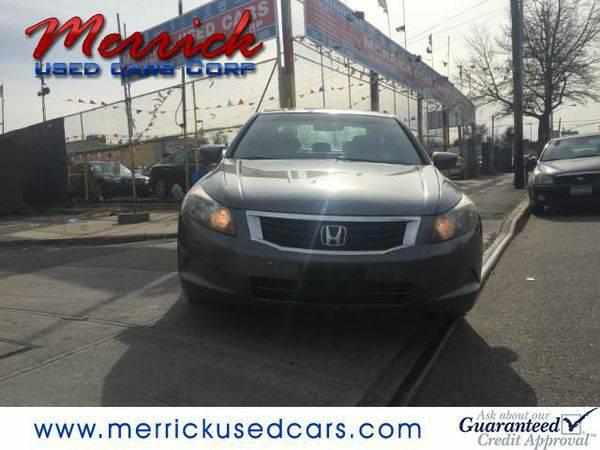2009 *Honda* *Accord* EX-L Sedan AT -GUARANTEED CREDIT FOR EVERYONE!!