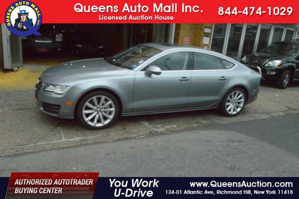 2012 Audi A7 - *BAD CREDIT? NO PROBLEM!*