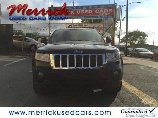 2011 *Jeep* *Grand* *Cherokee* Laredo 4WD -GUARANTEED CREDIT FOR EVERY