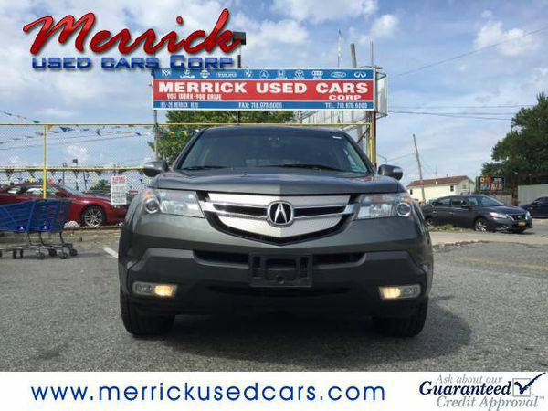 2008 *Acura* *MDX* Tech Package with Rear DVD System -GUARANTEED CREDI