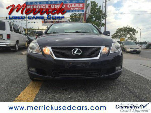 2008 *Lexus* *GS* GS 350 AWD -GUARANTEED CREDIT FOR EVERYONE!!