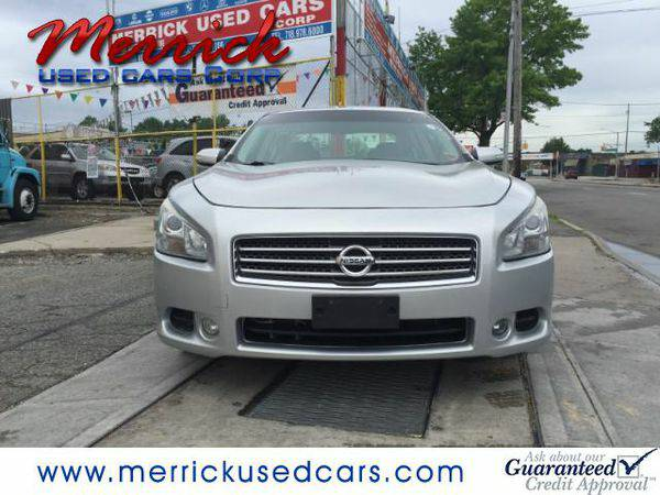 2009 *Nissan* *Maxima* SV -GUARANTEED CREDIT FOR EVERYONE!!