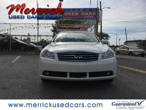 2007 *Infiniti* *M* 35x AWD -GUARANTEED CREDIT FOR EVERYONE!!