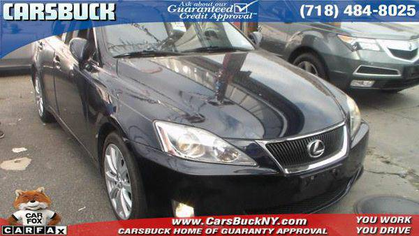 2006 *Lexus* *IS* *250* 4dr Sport Sdn AWD Auto **Financing Available**
