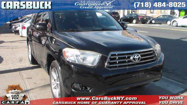 2008 *Toyota* *Highlander* 4WD 4dr Sport **Financing Available**