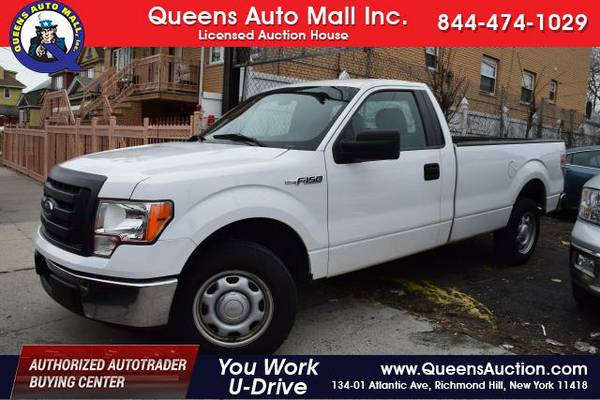2012 Ford F-150 - *LOW APR AVAILABLE*