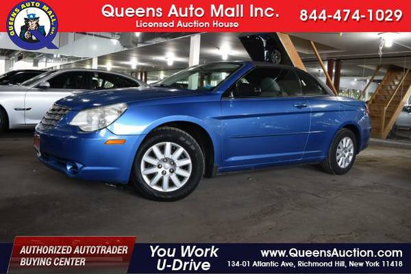 2008 Chrysler Sebring - *$0 DOWN PAYMENTS AVAIL*