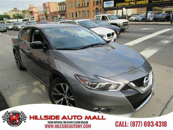 2016 *Nissan* *Maxima* 4dr Sdn 3.5 SL - 🔥🔥 Up to $5000