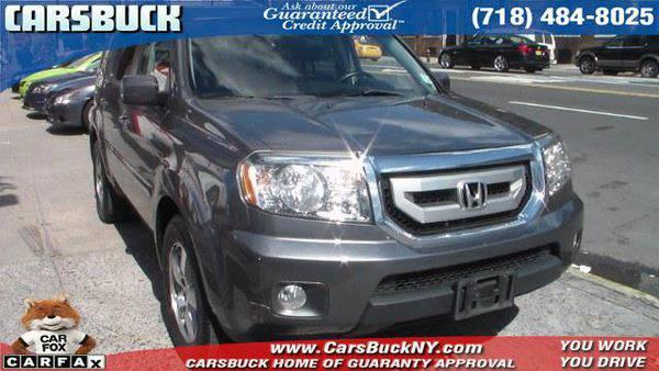 2011 *Honda* *Pilot* 4WD 4dr EX-L **Financing Available**