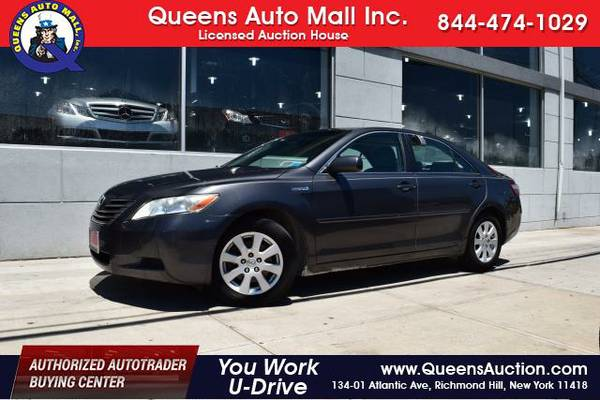 2009 Toyota Camry Hybrid - *WE CAN FINANCE EVERYONE*