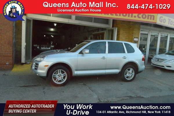 2008 Porsche Cayenne - *BAD CREDIT? NO PROBLEM!*