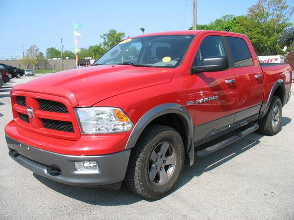 2012 RAM Pickup 1500 Outdoorsman...ONLY 30,336 Miles!!!