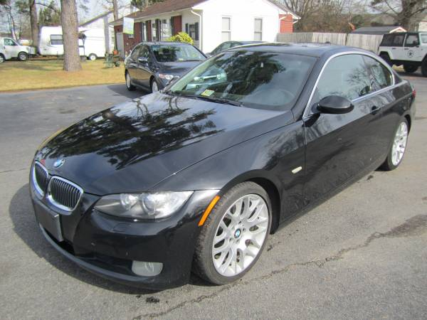 2008 BMW 328I 3 Series Coup