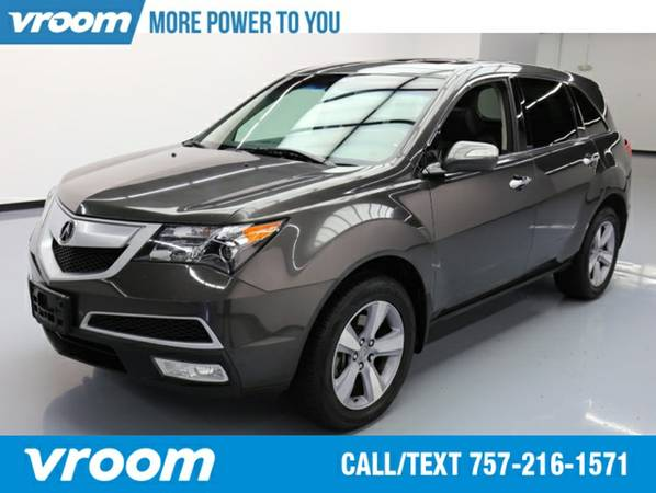2012 Acura MDX 3.7L Technology Package 7 DAY RETURN / 3000 CARS IN STO