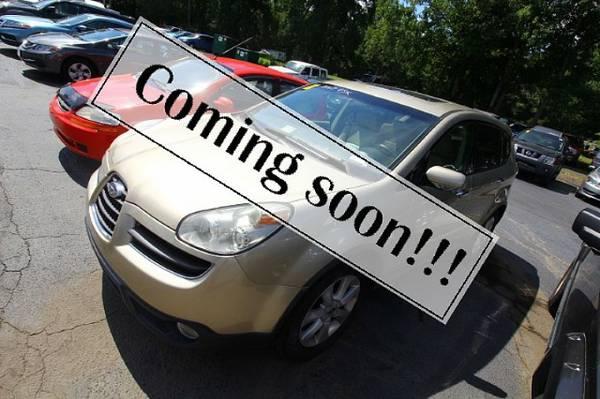 2007 Subaru B9 Tribeca 5d Wagon 7p Limited Nav/DVD SUV B9 Tribeca...