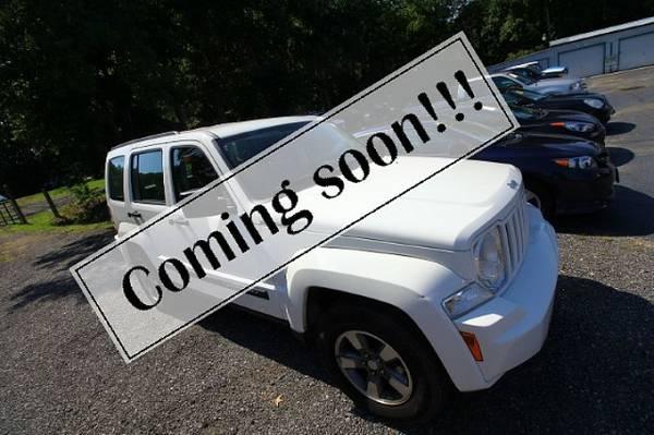 2008 Jeep Liberty 4d Wagon Sport SUV Liberty Jeep