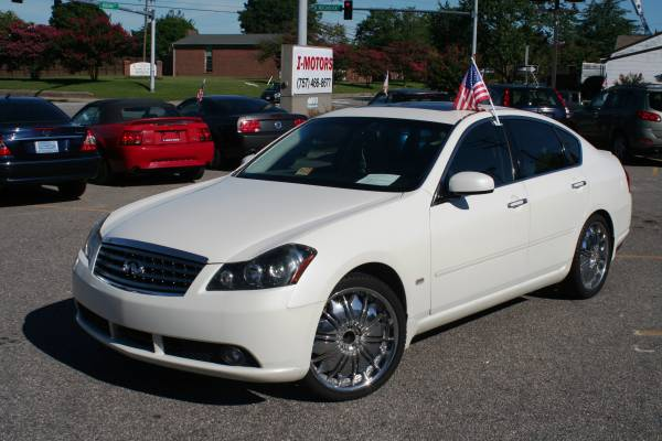 2007 Infiniti M35 Awsome Ride & Quality