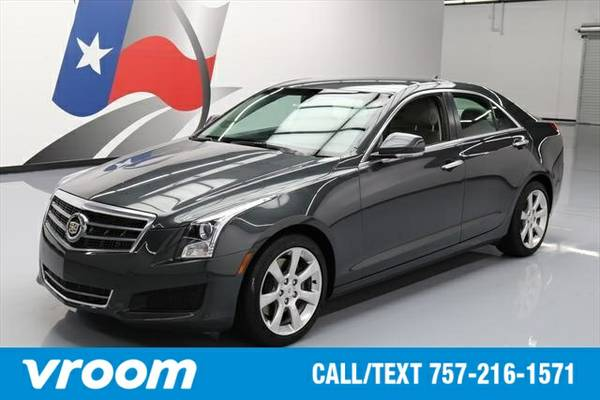 2014 Cadillac ATS 2.5L Luxury 7 DAY RETURN / 3000 CARS IN STOCK