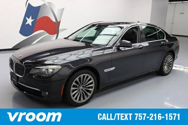 2012 BMW 740 740i 4dr Sedan Sedan 7 DAY RETURN / 3000 CARS IN STOCK