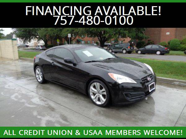 ★2012 Hyundai Genesis Coupe 2.0 Turbo★MILITARY + CIVILIAN