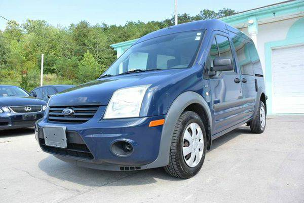 2010 *Ford* *Transit* *Connect* Cargo Van XLT 4dr Mini w/Side and Rear