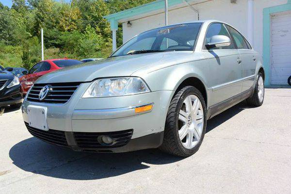 2005 *Volkswagen* *Passat* GLS 1.8T 4dr Turbo Sedan * 6 Months Warrant