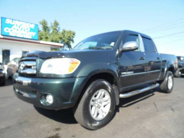 2005 TOYOTA TUNDRA SR5 ACCESS CAB 4X4 1 OWNER