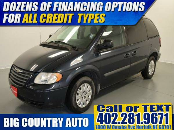 2007 Chrysler Town and Country SWB 4dr Wgn Mini-van, Passenger 4dr Wgn