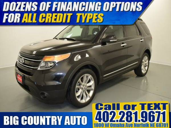 2013 Ford Explorer 4WD 4dr Limited Sport Utility 4WD 4dr