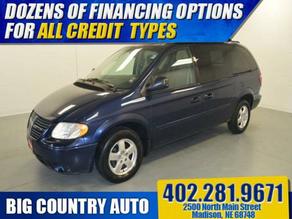 2005 Dodge Caravan 4dr Grand SXT Mini-van, Passenger 4dr Grand