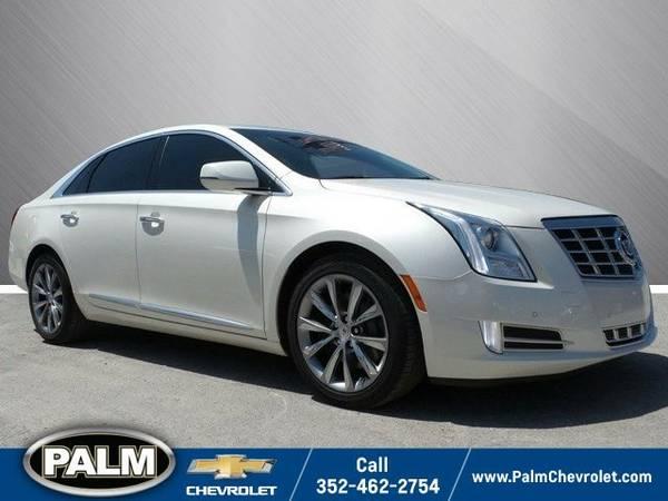 2013 Cadillac XTS Luxury Sedan XTS Cadillac