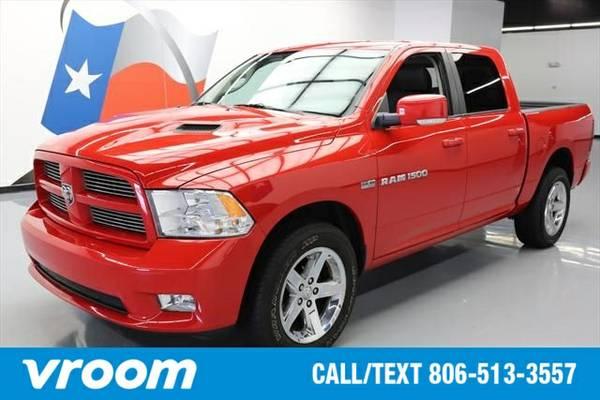 2012 RAM 1500 Sport 7 DAY RETURN / 3000 CARS IN STOCK