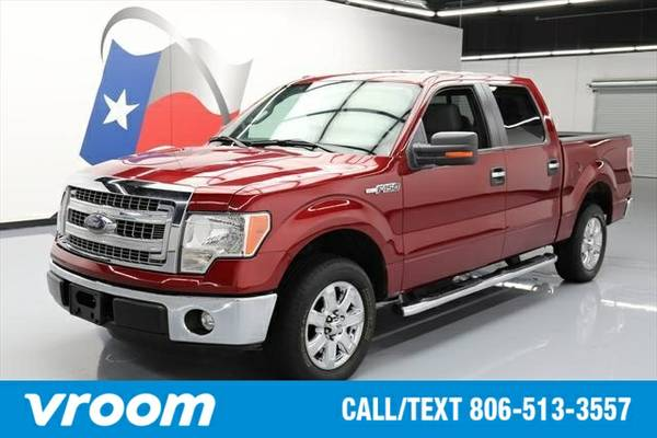 2013 Ford F-150 4x2 XLT 4dr SuperCrew Styleside 5.5 ft. SB Truck 7 DAY