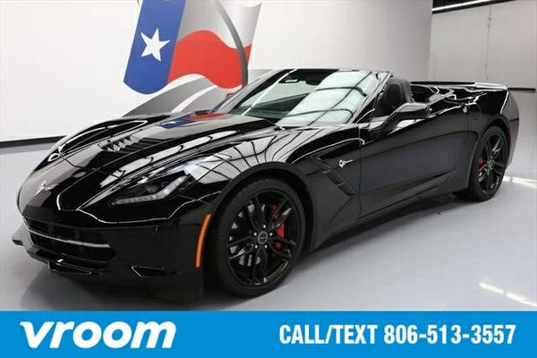2014 Chevrolet Corvette Stingray Z51 7 DAY RETURN / 3000 CARS IN STOCK