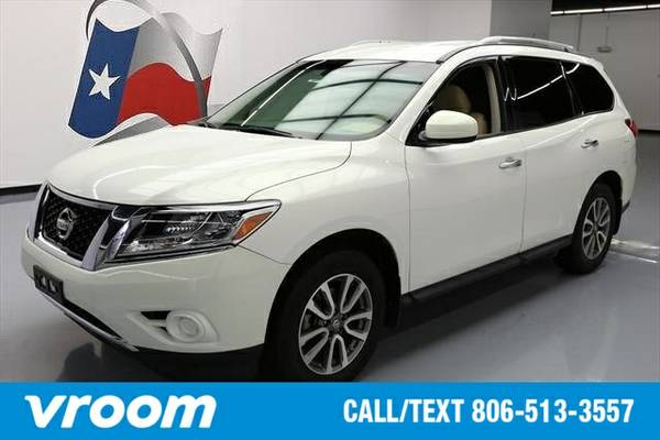 2013 Nissan Pathfinder SV 4dr SUV SUV 7 DAY RETURN / 3000 CARS IN STOC