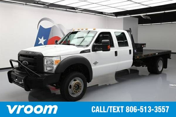 2015 Ford F-450 Chassis 7 DAY RETURN / 3000 CARS IN STOCK