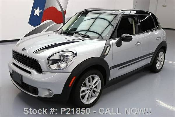 2013 MINI Countryman Cooper S 7 DAY RETURN / 3000 CARS IN STOCK