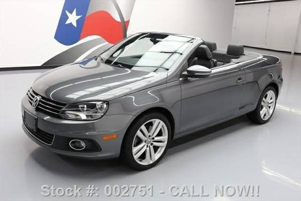 2012 Volkswagen Eos 7 DAY RETURN / 3000 CARS IN STOCK