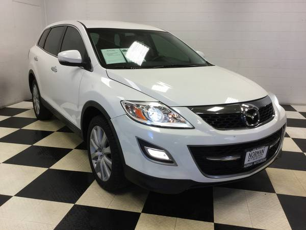 2010 MAZDA CX-9 3RD ROW! LEATHER! V6! DRIVES LIKE NEW! MUST SEE!