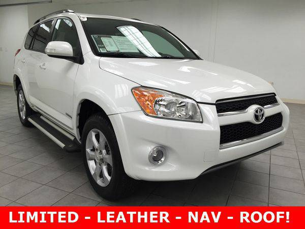 2010 *Toyota* *RAV4* Limited - THE OKC PRICE LEADER!