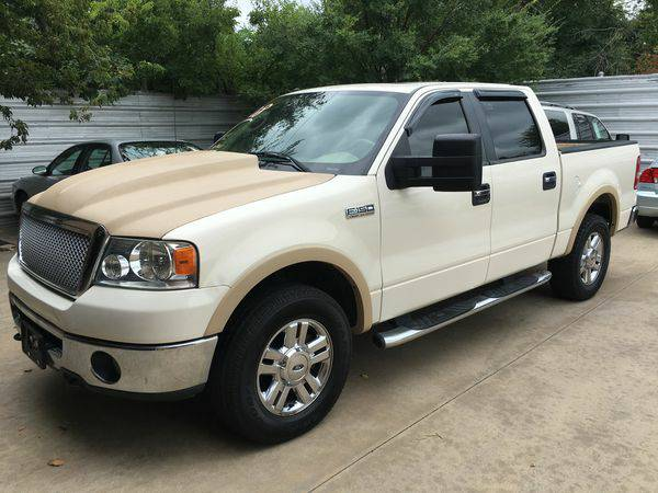 2008 *Ford* *F-150* *F 150* *F150* FX4 4dr SuperCrew 4WD Styleside 6.5