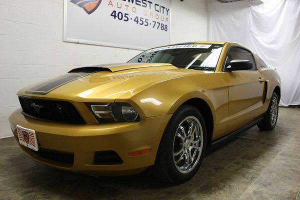2010 *Ford* *Mustang* V6 Coupe - ANY CREDIT, WARRANTY!