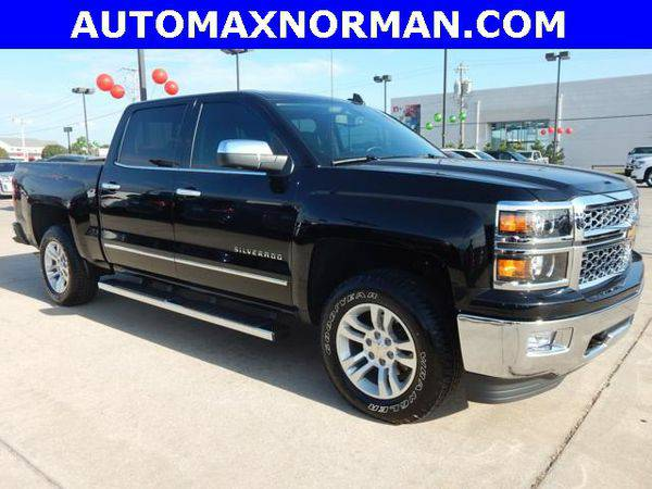 2015 *Chevrolet* *Silverado* *1500* LTZ - Call or Text! Financing Avai