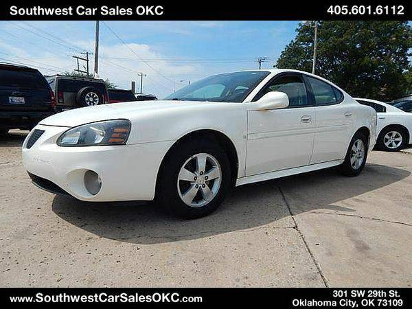 2008 *Pontiac* *Grand* *Prix* Base 4dr Sedan - Home of the ZERO Down Z