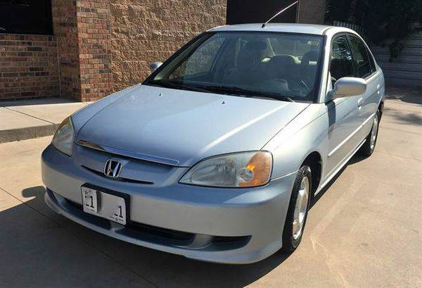 2003 *Honda* *Civic* Hybrid Sedan 4D