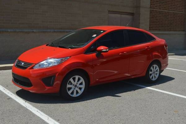 2013 FORD FIESTA**SUPER CLEAN**LOW MILES**1 OWNER**