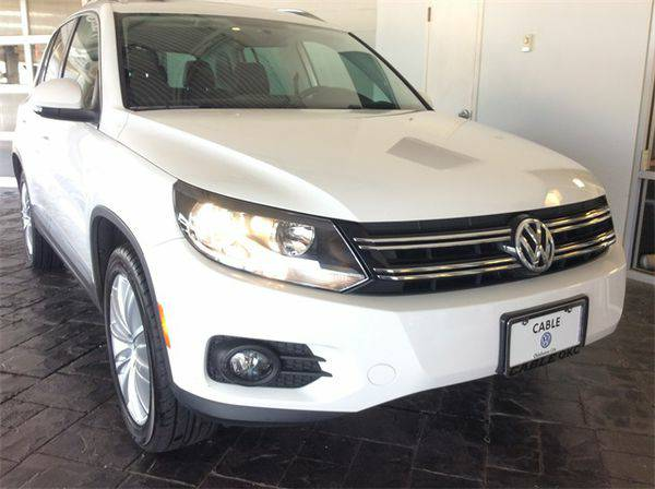 2013 *Volkswagen* *Tiguan* SE -🔥LOW MONTHLY PAYMENT