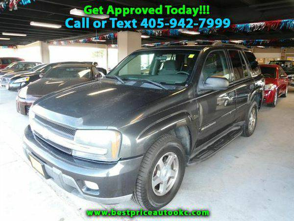 2003 *Chevrolet* *TrailBlazer* LTZ 4WD - Call or Text! Financing Avail