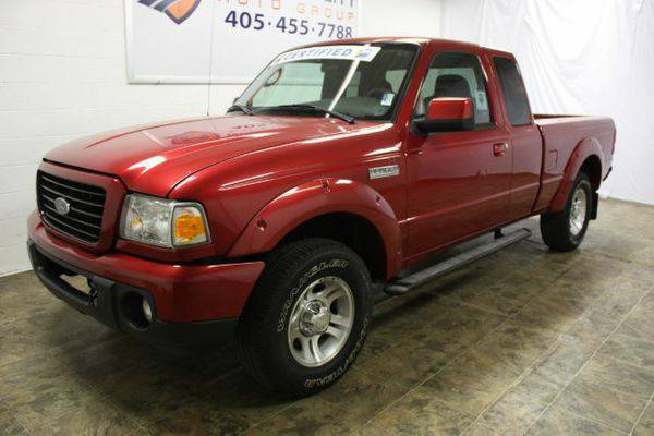 2009 *Ford* *Ranger* Sport SuperCab 4-Door 2WD - ANY CREDIT, WARRANTY!